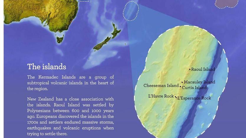 Nueva Zelanda creará un santuario marino en una de las últimas fronteras salvajes del planeta