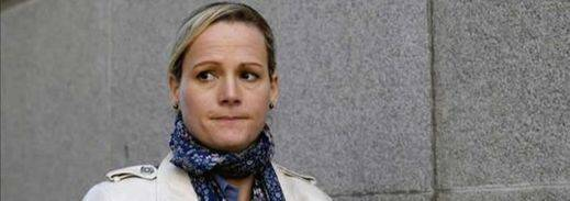 Mediático fichaje de Sánchez: Zaida Cantera, la ex oficial del Ejército, a las listas del PSOE