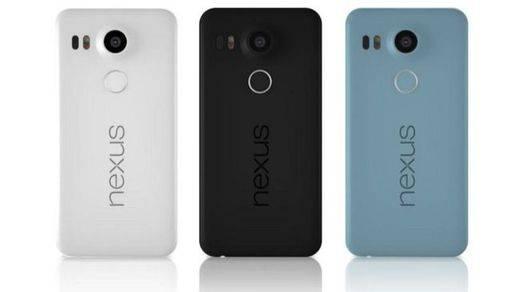 Google vuelve a la guerra de los móviles y desafía a Apple y Samsung con los Nexus 5X y Nexus 6P