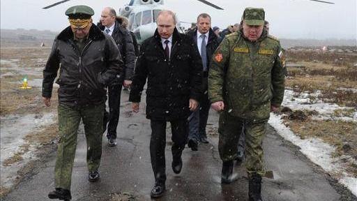 Estados Unidos acusa a Rusia de haber comenzado ya a bombardear Siria