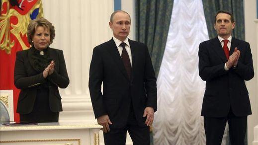 Rusia comienza a bombardear al Estado Islámico en apoyo a Al Asad