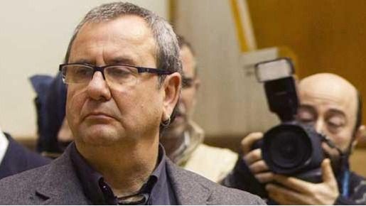 Iñaki Goioaga (Bildu): 'No tengo miedo, esas imputaciones son falsas'