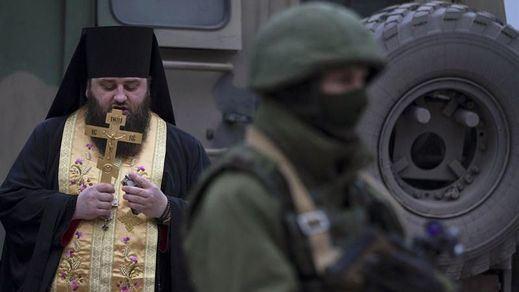 La Iglesia Ortodoxa rusa se apunta a la 'guerra santa'