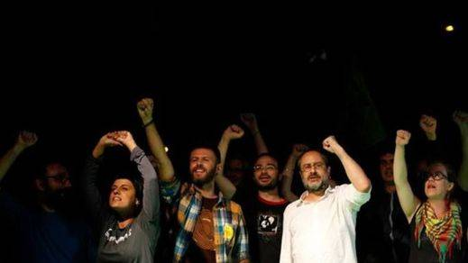 La CUP propone una especie de 'comuna' para gobernar Cataluña y llevarla a la independencia