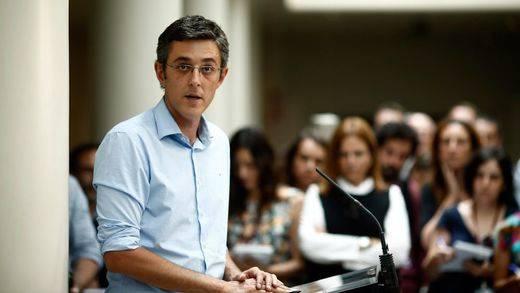 Pedro Sánchez rescata a su ex-rival Eduardo Madina como número 7 del PSOE por Madrid
