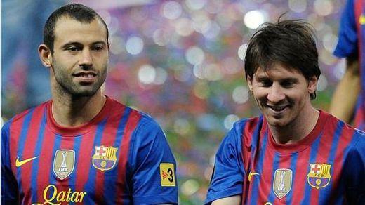 Mascherano se une a su compañero azulgrana Messi: ya está imputado y citado a declarar por presunto fraude fiscal