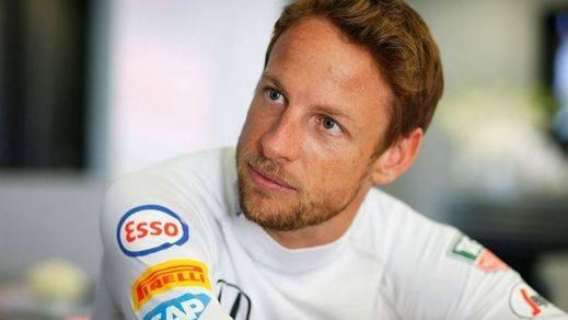 Button deshoja la margarita y renueva por McLaren