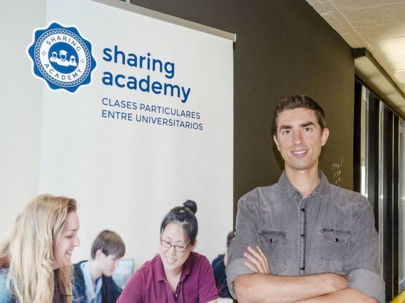 Jordi Llonch, fundador y CEO de Sharing Academy