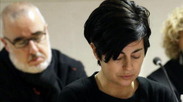 Rosario Porto, en el juicio del 'caso Asunta': 'Como cónyuges no lo supimos hacer bien'