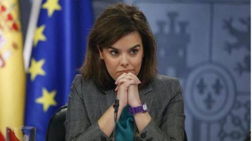Soraya Sáenz de Santamaría irá a 'divertirse' a 'El Hormiguero'