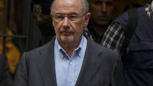 La secretaria de Rato y un nuevo testaferro, detenidos tras las últimas acusaciones contra el político