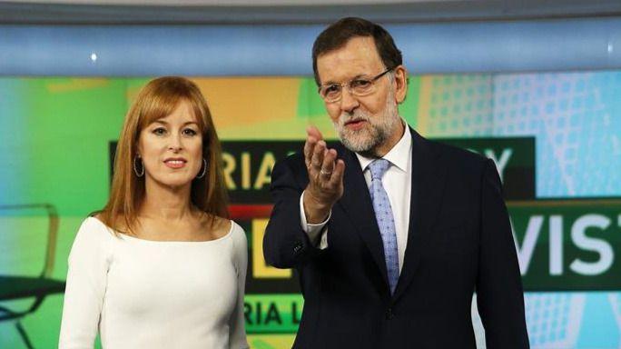 Rajoy se sube al tren de la reforma de la Constitución y dice estar dispuesto a 'hablar'