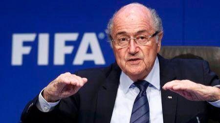 Coca-Cola, McDonald's y Visa contra Blatter