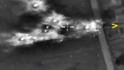 El ejército del EI retrocede ante el bombardeo ruso