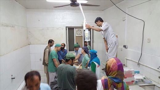 MSF eleva a 22 la cifra de muertos por el bombardeo a su hospital en Kunduz