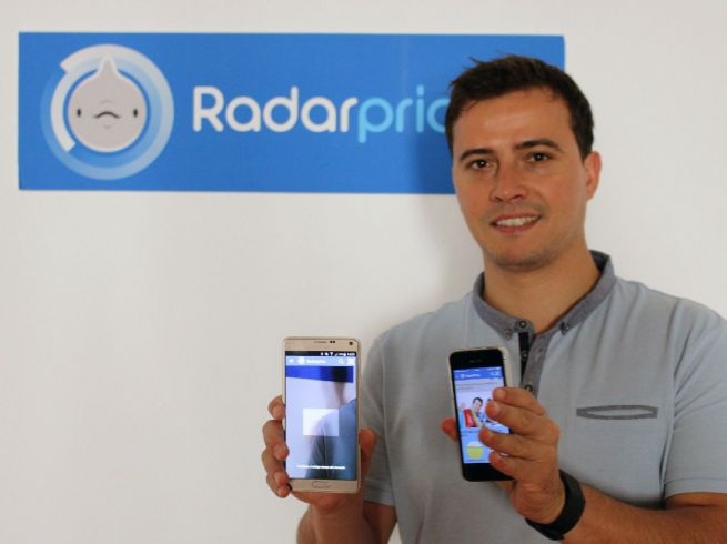 Daniel Rodr�guez Arias, CEO de Radarprice.