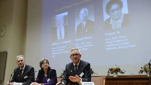 El Nobel de Medicina premia los avances contras las enfermedades parasitarias