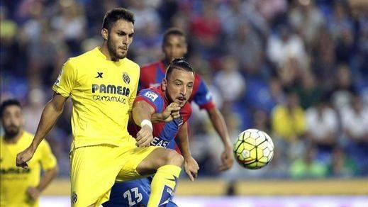 El Villarreal, el líder de la Liga con menos puntos desde 2006