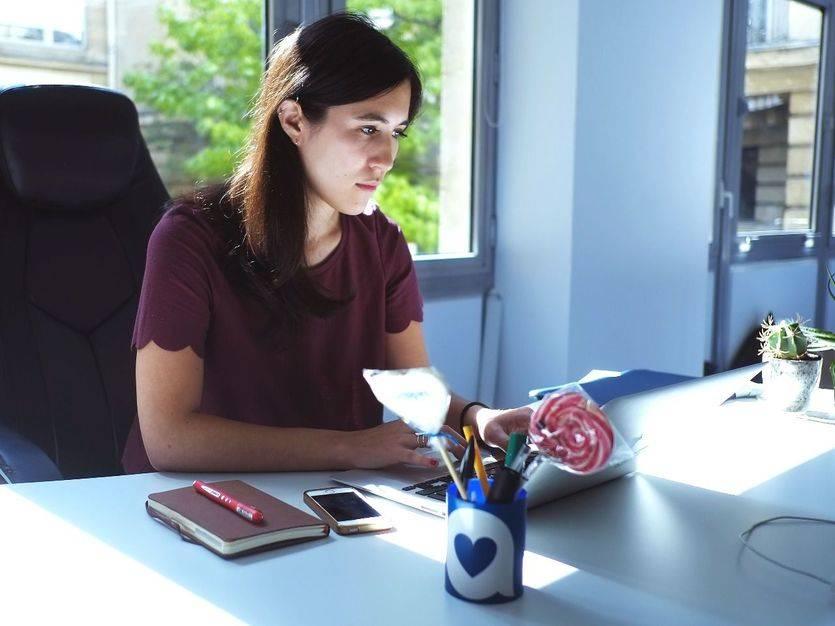 Marie Cosnard, directora de Marketing y portavoz de la Happn para España
