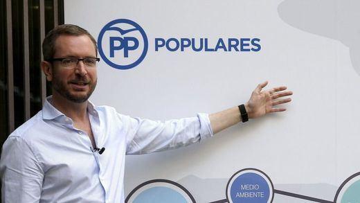 Maroto advierte de un 'pacto oculto' entre Pedro Sánchez y Albert Rivera