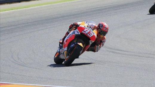 Márquez se recupera de su última lesión y confía en correr en Motegi