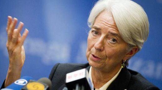 El FMI se alinea con Bruselas y dice que España incumplirá sus objetivos de déficit en 2015 y 2016