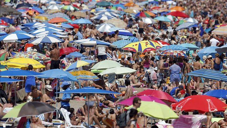 Se confirma el 'annus mirabilis' del turismo: el mejor verano de la última década