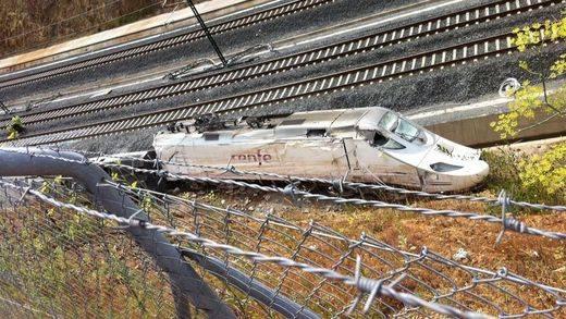 El maquinista se queda finalmente como único imputado por el accidente del tren de Santiago
