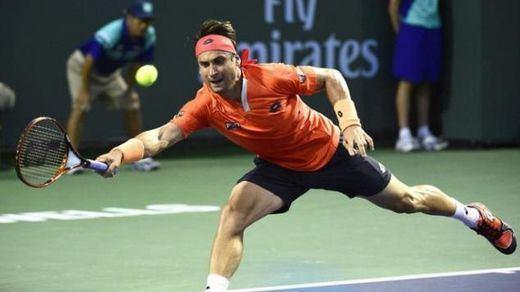 Ferrer sigue en racha: ya está en cuartos de final del ATP de China
