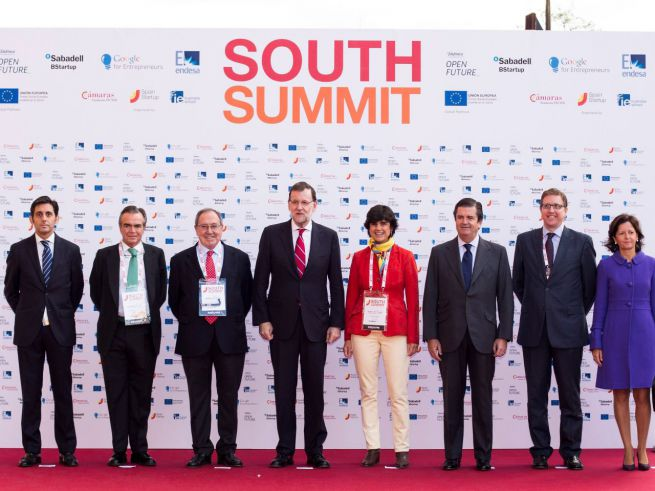 Inauguraci�n South Summit 2015