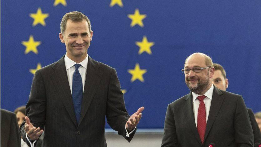 El discurso del Rey: 'perfecto' para el PSOE pero 'decepcionante' para Podemos
