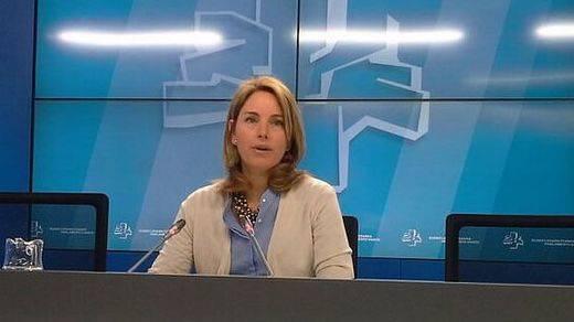 >> La presidenta del PP vasco retira su moción de convivencia por presiones de su propio partido