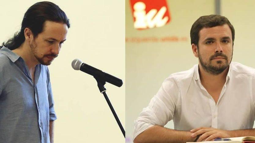 Cruce de versiones: Podemos sostiene que nunca planteó una coalición con IU