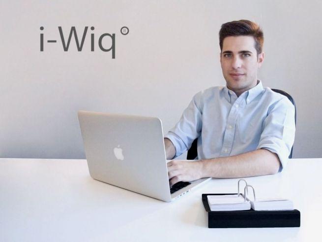 Pedro Castillo, fundador de i-Wiq