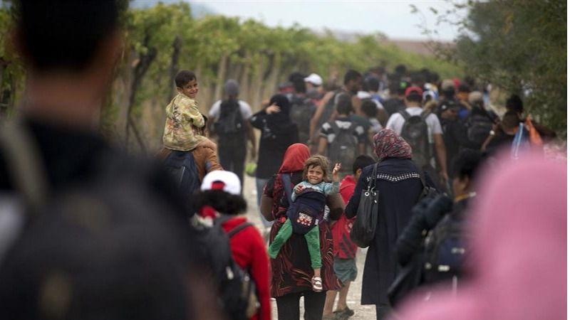 La Unión Europea destinará 400 millones adicionales para afrontar la crisis de los refugiados