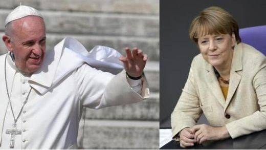 El Papa Francisco intenta cerrar un año de oro con el Premio Nobel de la Paz