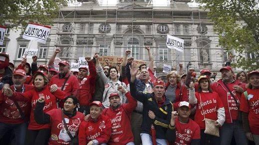 La Audiencia Nacional avala el procedimiento de readmisión de los trabajadores de Coca-Cola