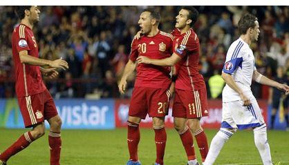 Misión cumplida: La Roja estoquea a Luxemburgo y saca billete para la Eurocopa de Francia (4-0)