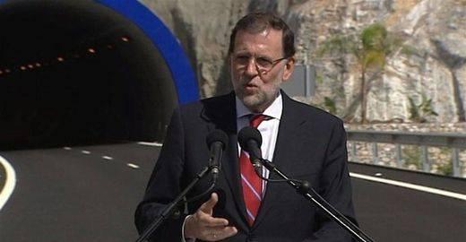 Rajoy considera que el nuevo `rating´ de Cataluña sucede por