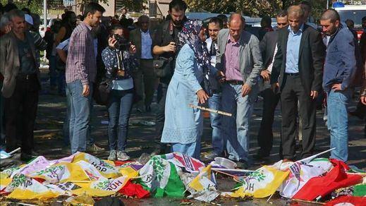 El atentado de Ankara ha dejado 86 muertos