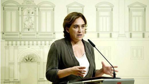 Ada Colau se avergüenza del Estado por celebrar