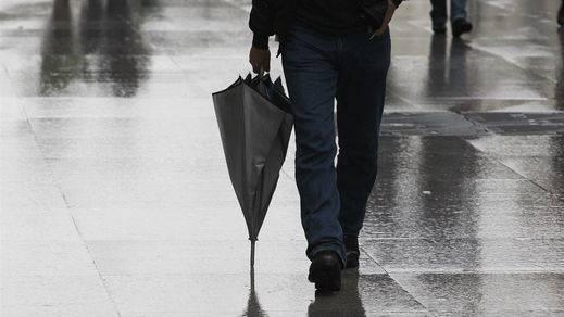 Hasta 11 provincias están en alerta amarilla por lluvias este martes