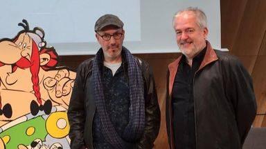 Ferri y Conrad, nuevos responsables de Asterix