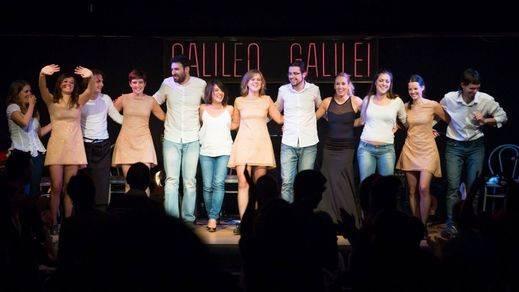 Irish Treble, banda madrileña de música celta, invade con un sonido brillante y una puesta en escena impecable la Sala Galileo Galilei