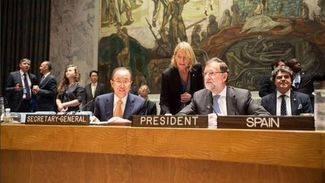 Rajoy en la ONU: