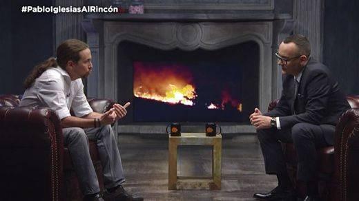 Pablo Iglesias, como Aznar: revela que estará máximo dos legislaturas en la política