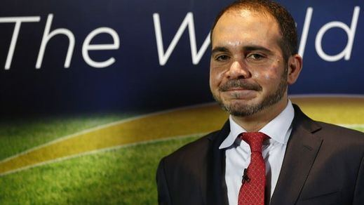 El príncipe Ali ya es candidato oficial a sustituir a Blatter al frente de la FIFA