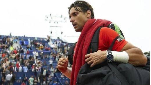 Ferrer cae en Shanghai y se complica el Torneo de Maestros