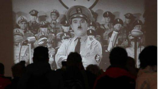 75 años de la mítica 'El gan dictador', el mensaje antifascista de Chaplin aún vigente