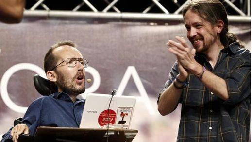¿Cuánto ganaban los cargos públicos de Podemos antes de entrar en política?